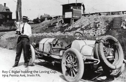 Early Auto Racing